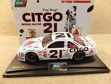 New 1997 Revell 1:18 Diecast NASCAR Michael Waltrip Citgo Top Dog Thunderbird