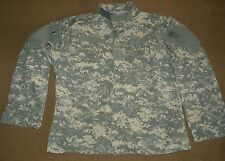 Army ACU's UNIFORM Top JACKET Size Large-Regular Paintball Hunting