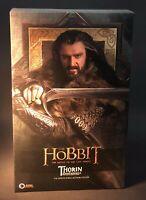 Asmus Toys THE HOBBIT King under Mountain Dwarf THORIN OAKENSHIELD 1/6 Figure