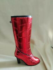 Avon Fabulous Red Boot Ladies Essential Manicure Set ~ New