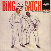 Crosby,Bing Armstrong,Louis Bing & Satchmo (Uk) vinyl LP NEW sealed