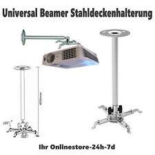 Beamer Deckenhalterung Stahl-Halter Halterung Deckenbefestigung UNIVERSAL NEU CE