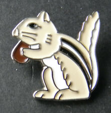 Chipmunk Ground Squirrel Animal Lapel Pin Badge 3/4 Inch