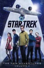 Star Trek: New Adventures Volume 1 (TP) Johnson, Mike N