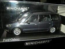1:43 Minichamps Ford Galaxy 2006 blue/blau Nr.400085302 OVP