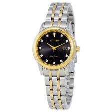 Citizen Diamond Ladies Watch EW2394-59E