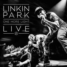 Linkin Park ONE MORE LIGHT LIVE 2 X Lp gold/black vinyl RSD 2018  new