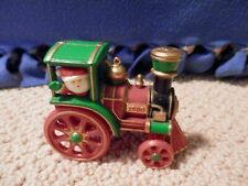 Hallmark Here Comes Santa 1980 Train Engine