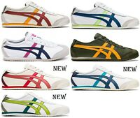 SCARPE ASICS ONITSUKA TIGER MEXICO 66 THL7C2 1183A201 NEW MESSICO SNEAKER