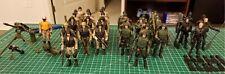 World Peacekeepers Power Team Elite Action Figure Set Figure Lot GI Joe