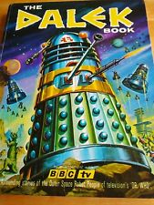 More details for the dalek book :  unclipped 9/6 : 1964 : doctor who : bbc panther books.