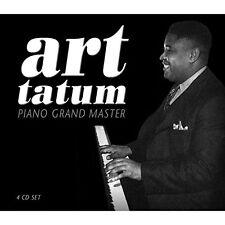 ART TATUM - PIANO GRAND MASTER 4 CD NEU