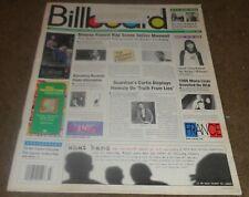 BILLBOARD MAGAZINE - 1/20/96 - CHARTS, ADS - WHITNEY / MARIAH / BOYZ II MEN # 1