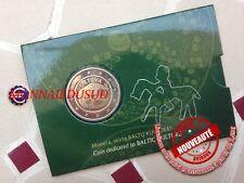 2 Euro CC Coincard BU Lituanie 2016 - Culture Baltique