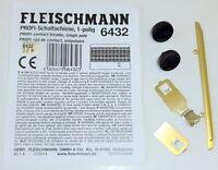 Fleischmann H0 6432 Schaltschiene, 1-polig - NEU + OVP
