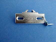 """BLUM COMPACT 33 HINGE MOUNTING PLATE - 1 1/4 """" OVERLAY - WITH HARDWARE"""