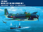 BRITISH FLEET AIR ARM AVENGER MK 1 1/48 aircraft Trumpeter model plane kit 80331