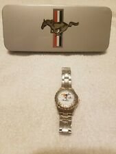 Mustang Watch And Collectable case