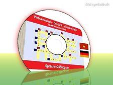 Vietnamesisch - Deutsch - Vietnamesisch 12.000 Kreuzworträtsel, Sprache lernen