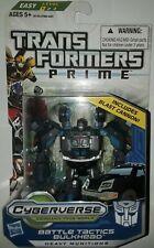 Transformers Prime Cyberverse Battle Tactics Bulkhead new sealed mosc commander