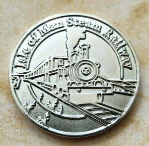 A Isle of Man Steam Railway Collectable Souvenir/Token