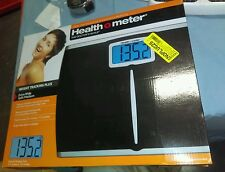 Health O Meter The Dr's Scale Digital Weight Tracking Plus