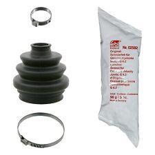 Alfa Romeo Spider Cv Joint Boot Kit Front Inner 1.8 2.0 95 To 05 C.V. Driveshaft
