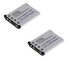 2x Akku Ersatzakku für Fujifilm FinePix T200 T210 T300 T350  NP-45 NP-45A