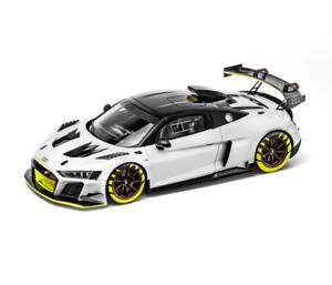 Audi R8 LMS GT 2 Präsentation 2020 by Spark Modellauto 1:18 Neu OVP