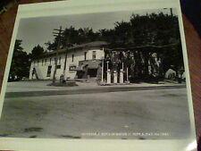 Windsor Ohio Clover Farm S? 1945 black & white photo 9 1/4 by 8 e31