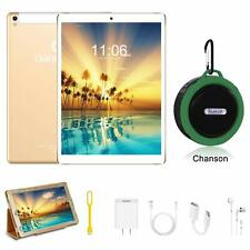 Tablet 10 Pollici con wifi offerte Android 9.0 4GB RAM + 64GB ROM 4G Dual (gold)