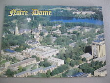 University of Notre Dame Main Campus Postcard Unused Penrod Hiawatha John Penrod