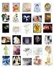 Personalized Angels  Return Address Labels Buy 3 Get 1 free (angel3)
