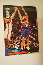 "NBA Card - Upper Deck - "" World of Trivia"" - Charles Barkley - Phoenix Suns."