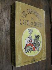 Les chroniques de l'oeil-de-boeuf aux sources de l'histoire Touchard Lafosse T 8