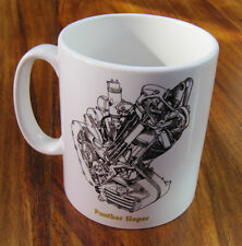 Panther Sloper P&M Motorcycle Engine Mug.