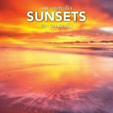 Our Australia Sunsets 2017 Wall Calendar by Paper Pocket