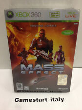 MASS EFFECT EDIZIONE LIMITATA XBOX 360 - NUOVO SIGILLATO NEW SEALED ITA LIMITED