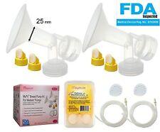 Maymom BreastPump Kit for Medela Pump in Style Pump (Medium-Sized breastshields)