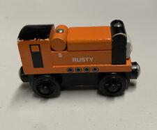 Thomas & Friends Wooden Rusty Engine
