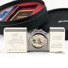 Zippo Limited Edition Popeye Travel Clock