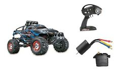 RC Monstertruck X-King PRO  Brushless M 1:12 / 2,4 GHZ 4WD 60km/h + Lipo Akku