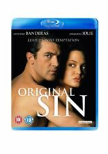 Original Sin [Blu-ray] [DVD][Region 2]