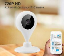 Wireless Wifi Hd 720P Camera Onvif indoor Security Pan Tilt Night Vision Eu Ga
