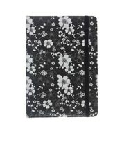 "Trendz 10"" Tablet Case Universal Black White Floral For IPad, Samsung..."
