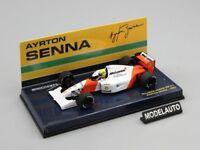 Minichamps 1:43  McLaren Honda MP 4-7  Ayrton Senna 1992
