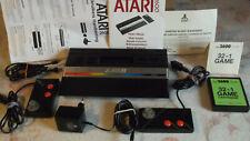 Console Atari 2600 Jr / Junior + 2 manettes / Gameconsole / Spielekonsole