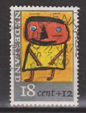 NVPH Netherlands Nederland 851 TOP CANCEL 's GRAVENHAGE Kinderzegel 1965