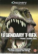 THE LEGENDARY T-REX - 3 DVD BOX SET - THE MOST FEROCIOUS PREDATOR