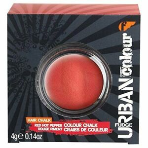 FUDGE URBAN COLOUR HAIR CHALK - RED HOT PEPPER